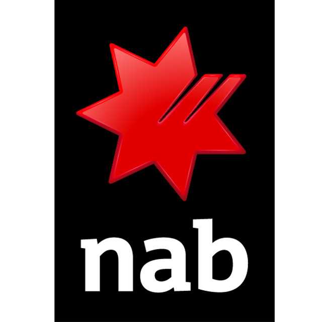 National Australia Bank logo.