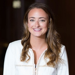 Becca Davies, Account Executive.