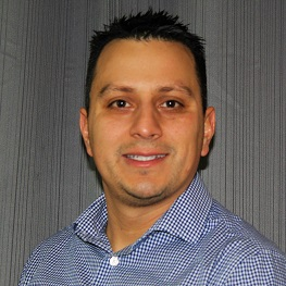 Rodney Marquez, Account Executive.