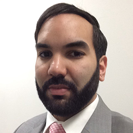 Rafael Torres, Account Executive.