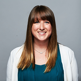 Stephanie Vogel, Account Executive.