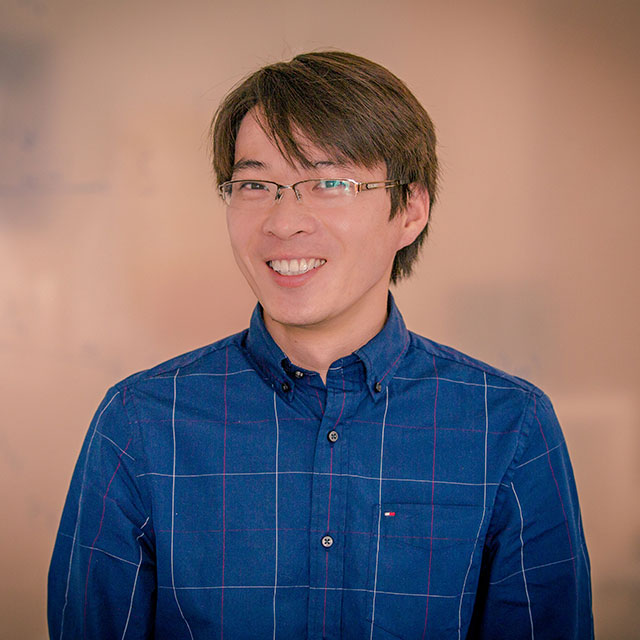 Junpeng Wang, Visa Research Team