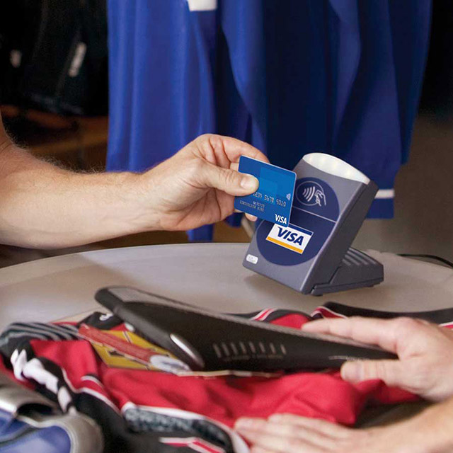 contactless for merchants