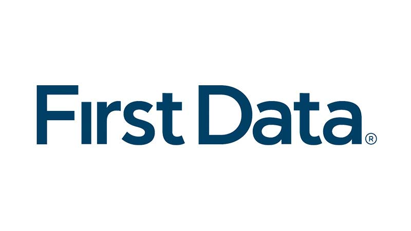 First data logo.