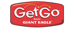 The Giant Eagle Get Go logo.