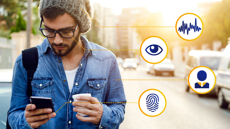 payments with biometrics