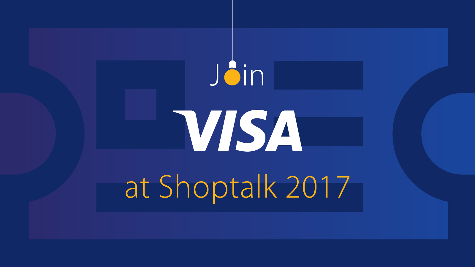 Visa at shoptalk