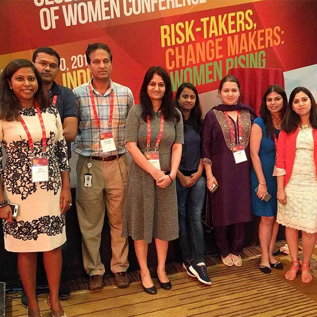 visa india women in the workplace